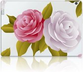 Lenovo Tab M10 Siliconen Hoesje Roses