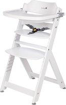 Safety 1st Timba Meegroei Kinderstoel - Wit met tray