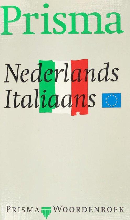 PRISMA WDB NEDERLANDS-ITALIAANS - L. Schram-Pighi |