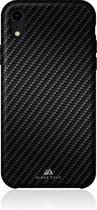 """Black Rock Cover """"Flex Carbon"""" voor Apple iPhone Xr, Zwart"""