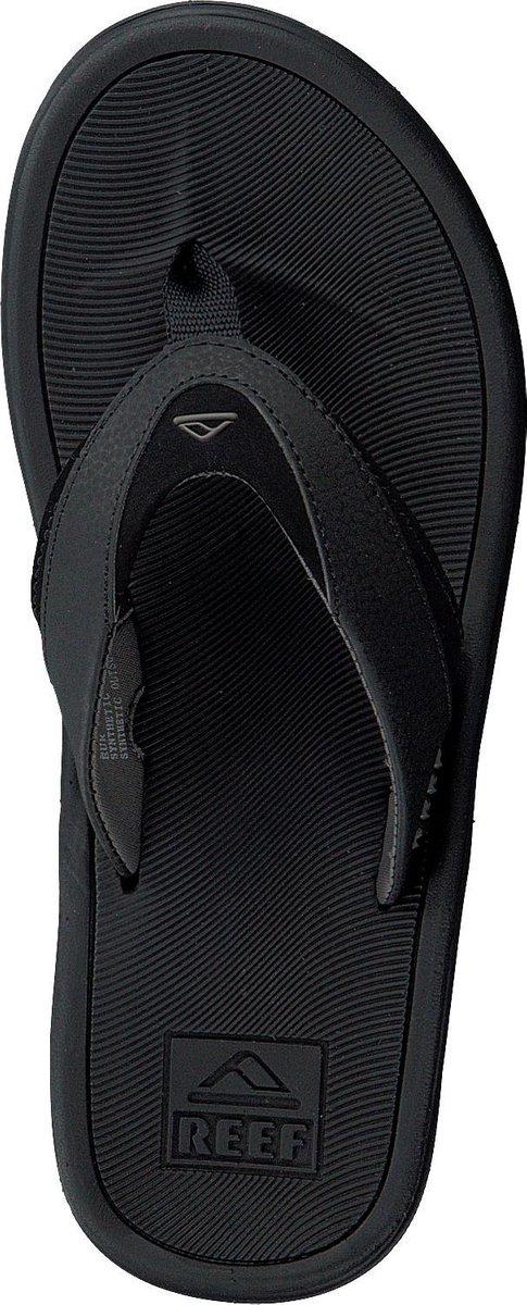 Reef Modern Heren Slippers - Black - Maat 42 Slippers