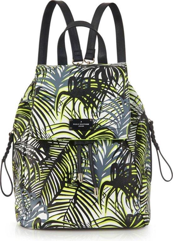 Paul's Boutique Gwyneth Exmouth Rugzak - Palm Print