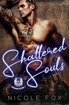 Omslag Shattered Souls