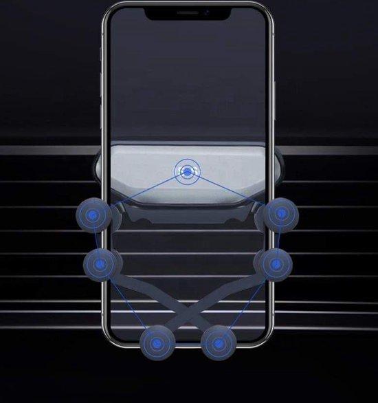 Origineel GraVity Universeel Telefoon houder Voor auto - GSM Houder Voor Auto - Telefoonhouders auto - Auto accessories - Telefoonhouder auto - gsm houder auto ventilatierooster- Model van 2020