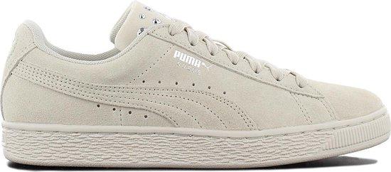 Puma Suede Jewel 367273-02 Dames Sneaker Sportschoenen Schoenen Beige -  Maat EU 36 UK 3.5