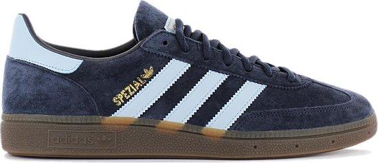adidas 'Handbal Spezial' Heren Sneakers - Collegiate Navy/Clear Sky/Gum5 -  Maat 45 1/3