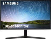 Samsung LC27R500FHUXEN - Curved Monitor - 27 inch