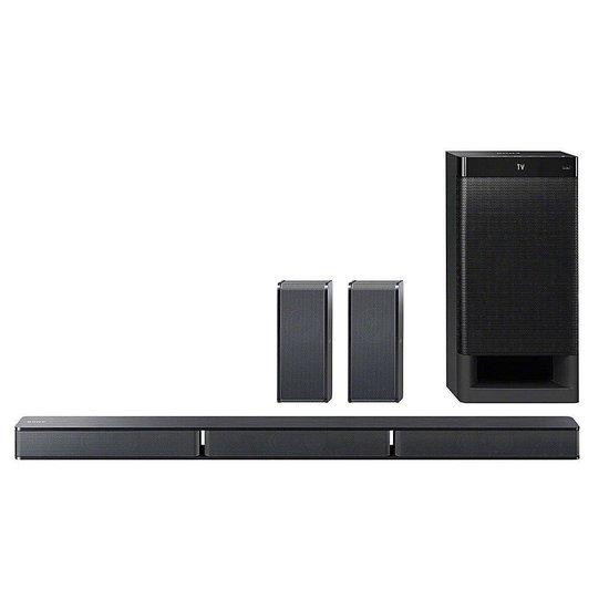 Sony HT-RT3 - Soundbar met subwoofer en achterspeakers - Zwart