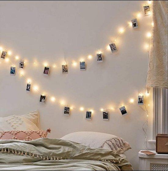 Bol Com Kamer Decoratie Lichtjes Met Fotosclips