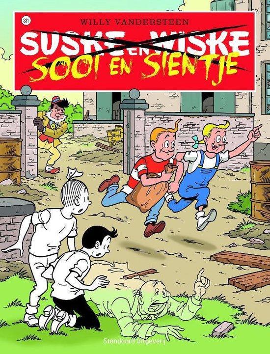 Suske en Wiske 331 - Sool en Sientje - Willy Vandersteen |