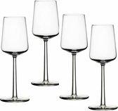 Iittala Essence Witte Wijn Glas - 33 cl - 4 Stuks