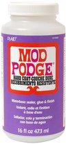 Mod Podge • Hard coat 473ml