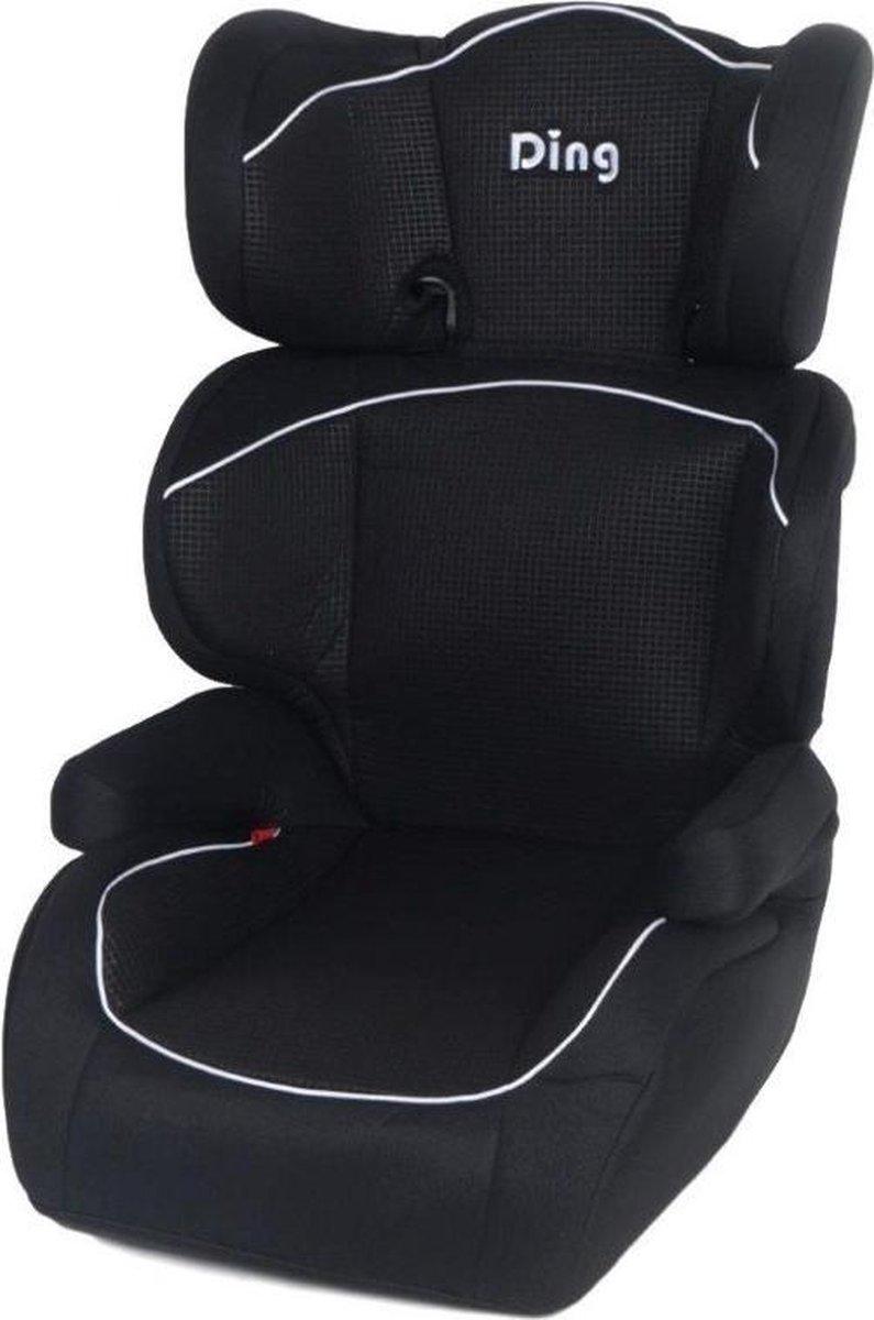 Ding Kato Zwart Groep 23 Autostoel   MamaLoes