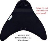Merkloos / Sans marque Monovin die je gebruikt in een zeemeerminstaart. Geschikt voor schoenmaat 34-38. - GEEN STAART