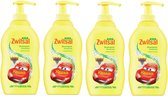 Zwitsal Kids Shampoo Cars -  4 x 400 ml Voordeelverpakking
