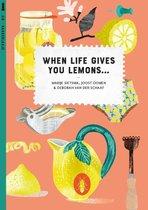 Kakkerlakjes culinair 9 -   When life gives you lemons... (set van 6)
