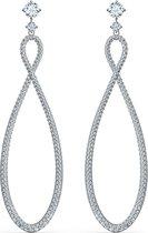 Swarovski oorstekers Infinity 5518878