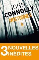Omslag Nocturnes 4 - 3 nouvelles inédites
