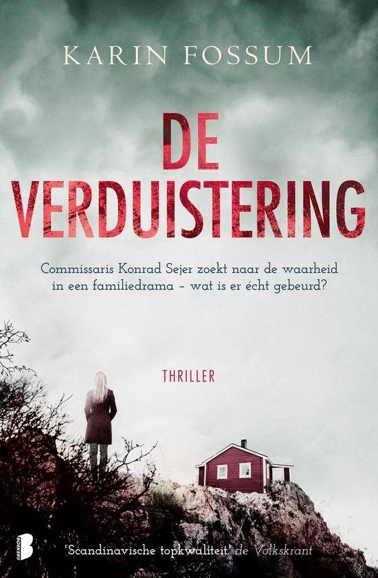 Konrad Sejer 1 - De verduistering - Karin Fossum  