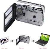 Cassette converter - Cassettebandjes digitaliseren naar MP3/CD/USB - Levay ®