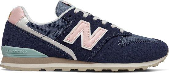 bol.com | New Balance WL996 B Dames Sneakers - Pigment - Maat 39