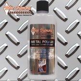 White Diamond Metaalpoets - Metal Polish -Aluminium - Chrome - RVS-Zilver...