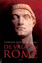 Boek cover De val van Rome van Adrian Goldsworthy