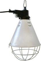 Opfokarmatuur met beschermingskooi 3 standen max 250W