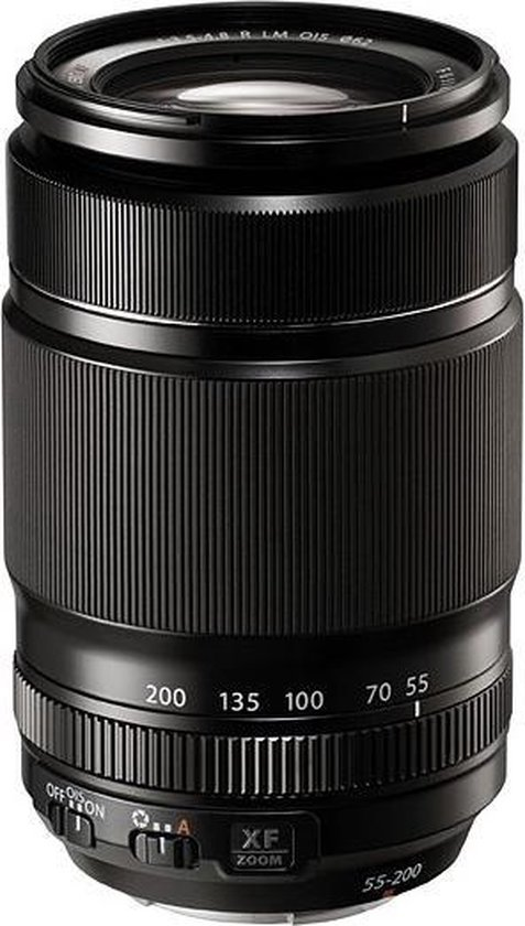 Fujifilm XF 55-200mm - f/3.5-4.8 R LM OIS