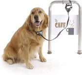 Safespot locking leash leiband met slot