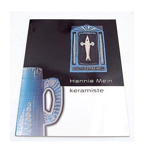 hannie Mein, keramiste - Jeltje Baas |