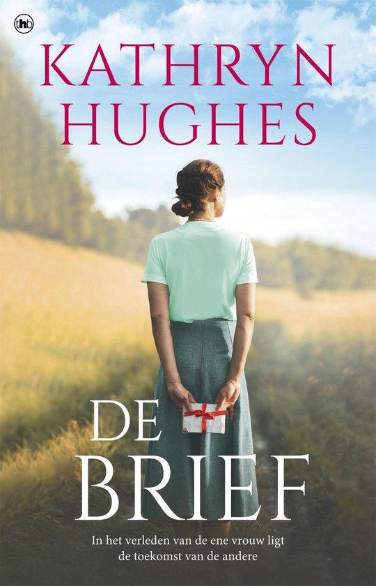 Boek cover De brief van Kathryn Hughes (Onbekend)