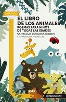 El libro de los animales. Antología de poesía - Planeta Lector