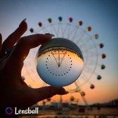 Kristallen Bol Fotografie - Glazen Bol - Lensbal - Lens Ball - Fotografie - 70mm