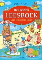 Reuzeleuk leesboek voor beginnende lezers