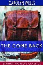 Omslag The Come Back (Esprios Classics)