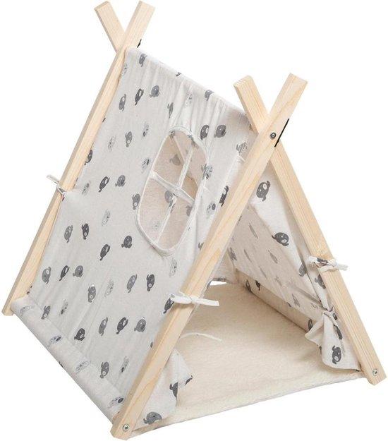 Tent voor Honden – Atmosphera – Wit
