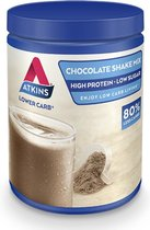 Atkins Advantage Chocolade Mix Maaltijdshake - 370 gram