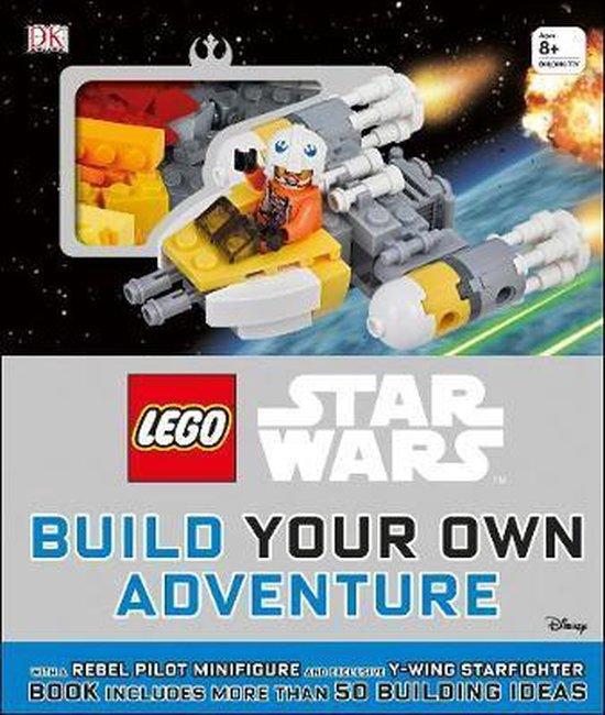 Boek cover LEGO (R) Star Wars Build Your Own Adventure van Dk (Hardcover)