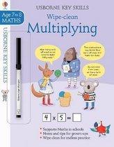 Wipe-Clean Multiplying 7-8