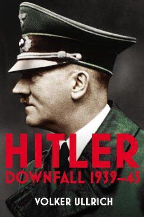 Boek cover Hitler: Volume II van Volker Ullrich (Hardcover)