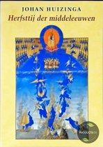 Boek cover Herfsttij Der Middeleeuwen van Johan Huizinga