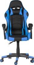Goets Gamingstoel Bureaustoel Michael - Blauw - Verstelbaar