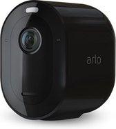 Arlo Pro 3 Draadloze IP-Camera's - Basisstation + 2 beveiligingscamera's - Zwart -WiFi -6 maanden batterij - Kleuren nachtzicht - Indoor en Outdoor- 2K HDR - 2-Weg Audio - Spotlight - 160° View - Alarm