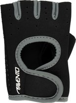 Avento Fitness Handschoenen Neopreen - Zwart/Grijs - S/M