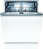 Bosch Serie 4 SBV4HAX48E - Inbouwvaatwasser