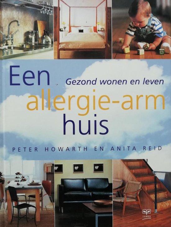 Cover van het boek 'Een allergie-arm huis'
