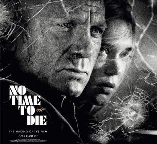 Boek cover No Time To Die van Mark Salisbury (Hardcover)