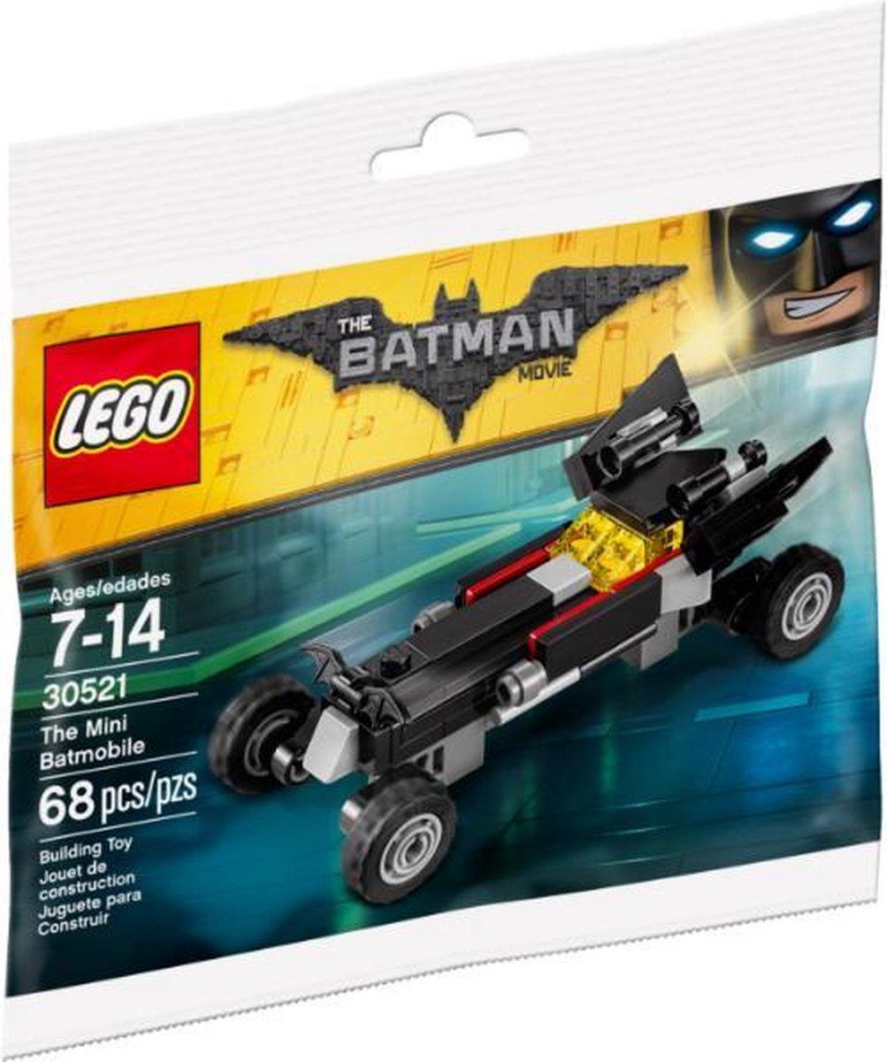 LEGO 30521 The Mini Batmobile (Polybag - zakje)