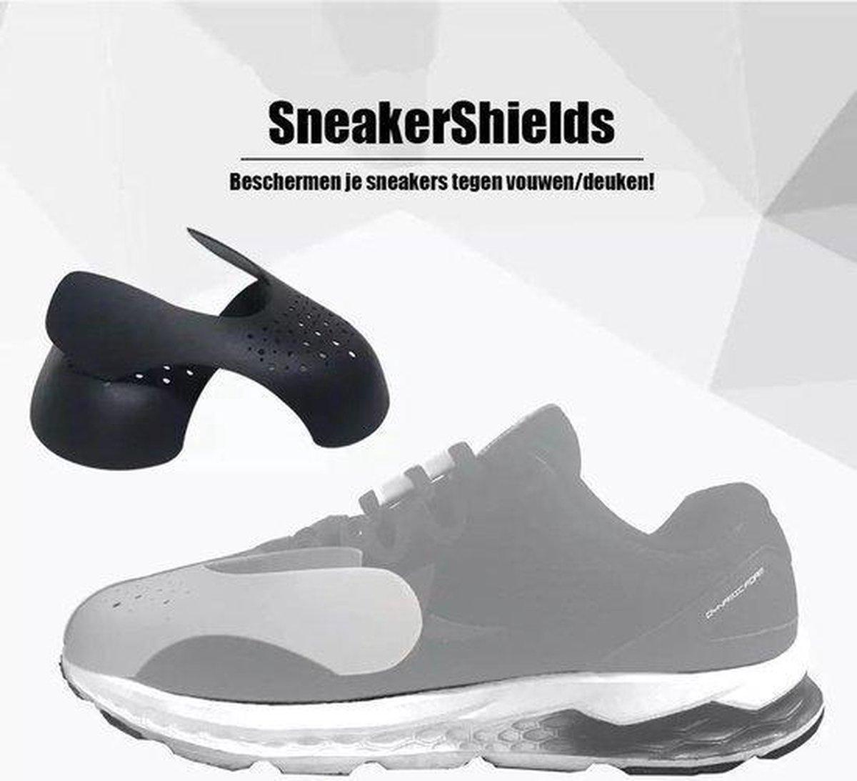 Crease Protector - Anti Kreuk - Sneaker Shields - Anti Crease - Anti Kreukel